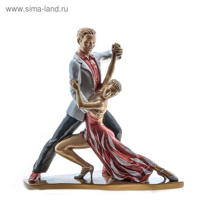 """Статуэтка """"Танго"""" медная"""