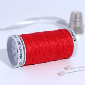 Extra Strongl threads, 100 m, red