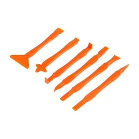 Набор инструментов для вскрытия корпусов мобильной техники JAKEMY JM-OP16, 6 шт.