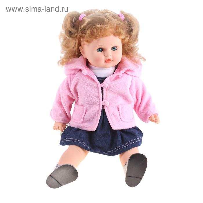 """Кукла """"Дашенька - 6"""" со звуковым устройством"""