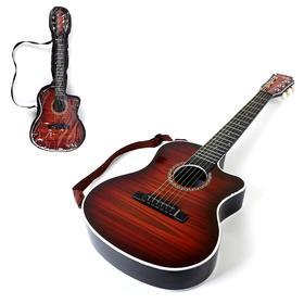 Игрушка музыкальная - гитара «Мелодия души»