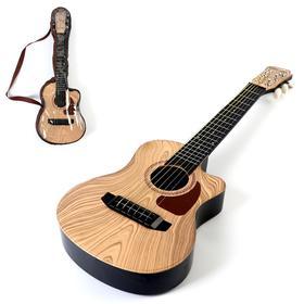 Игрушка музыкальная - гитара «Авторская»