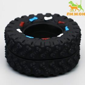 "Toy rubber ""Tire"", 8 cm"
