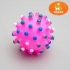 """Игрушка резиновая """"Бактерия"""", 6,3 см, микс цветов"""
