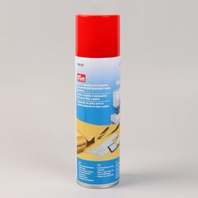 Textile adhesive spray for temporary fixing 250 ml, transparent color