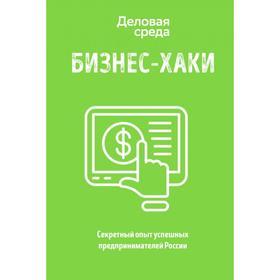 БИЗНЕС-ХАКИ. Секретный опыт успешных предпринимателей России. Курьянов П. В. (Pashu)