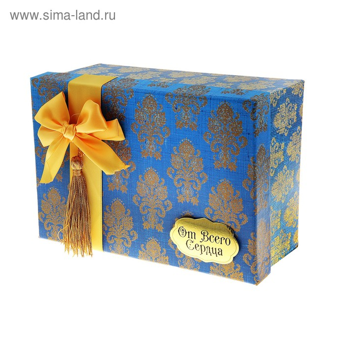 "Подарочная коробка ""Люкс"""