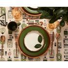 """Скатерть """"Этель"""" Kitchenware  149х220см, 100% хл, саржа 190 г/м2 - фото 787130"""