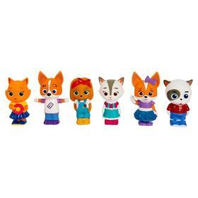 Игровой набор «Кошечки-Собачки», 6 штук