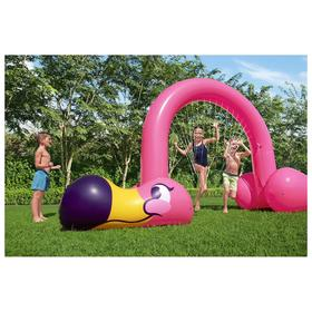 Игрушка надувная «Фламинго», 340 x 110 x 193 см, с распылителем 52382 Bestway