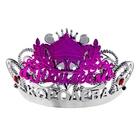 Диадема на ободке Королева