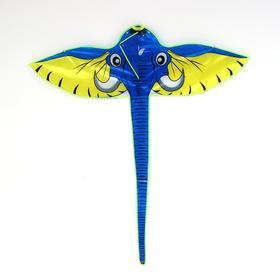 Воздушный змей «Слон», с леской, цвета МИКС