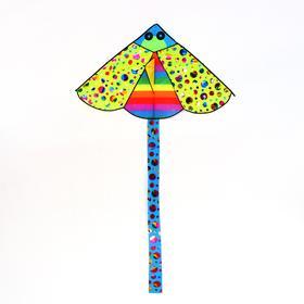 Воздушный змей «Насекомое», с леской, цвета МИКС