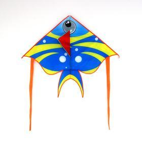 Воздушный змей «Рыбка», с леской, цвета МИКС