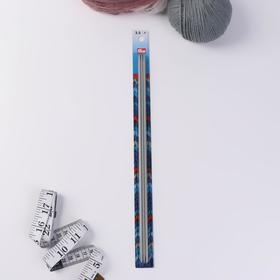 Спицы для вязания, чулочные, d = 3,5 мм, 30 см, 5 шт