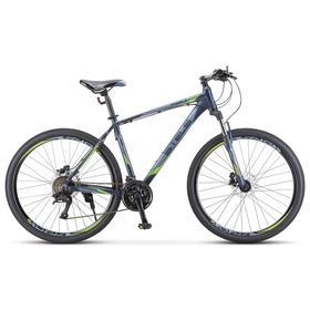 """Велосипед 27,5"""" Stels Navigator-720 D, V010, цвет темно-синий, размер 15,5"""""""