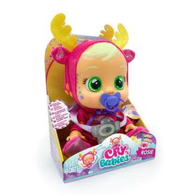 Кукла интерактивная «Плачущий младенец Rosie»