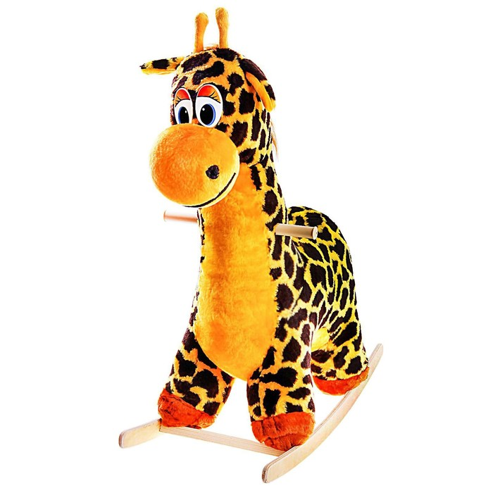 "Мягкая качалка ""Жираф"""