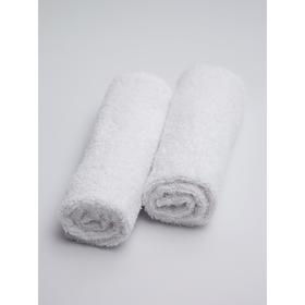 Полотенце-салфетка для кормления Soft Care, размер 35x35 см, цвет белый, 2 шт. в наборе