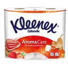 Туалетная бумага KLEENEX Сочная клубника 3-сл 4 шт