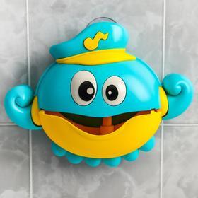 Игрушка для купания «Осьминог», пузыри