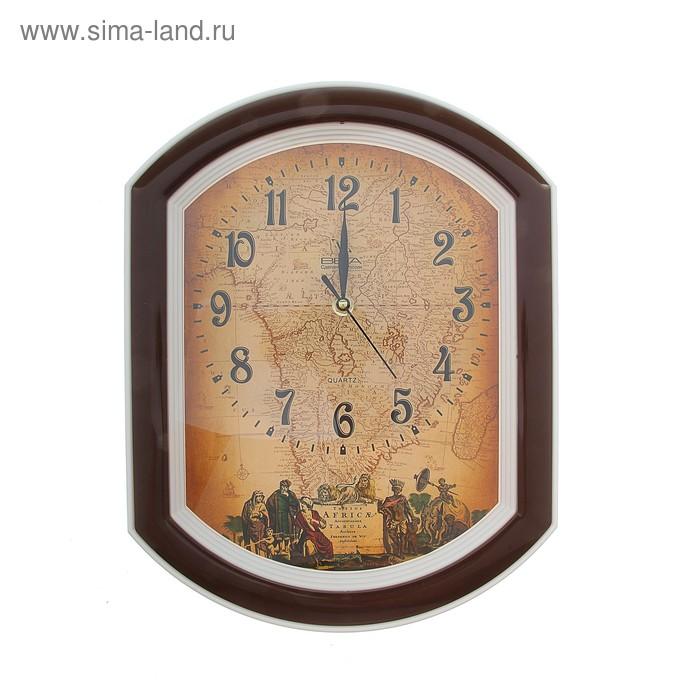 """Часы настенные """"Африка"""""""