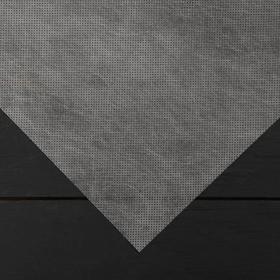 Материал укрывной, 10 × 1,6 м, плотность 80, с УФ-стабилизатором, белый