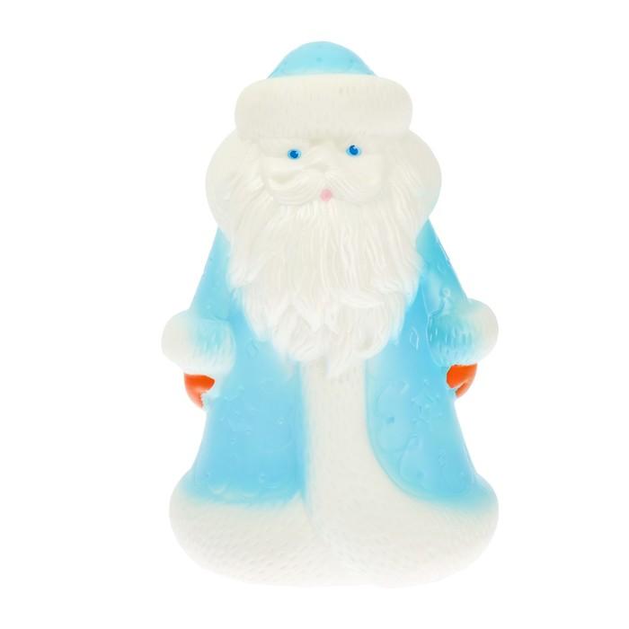 """Резиновая игрушка """"Дед Мороз"""" малый"""