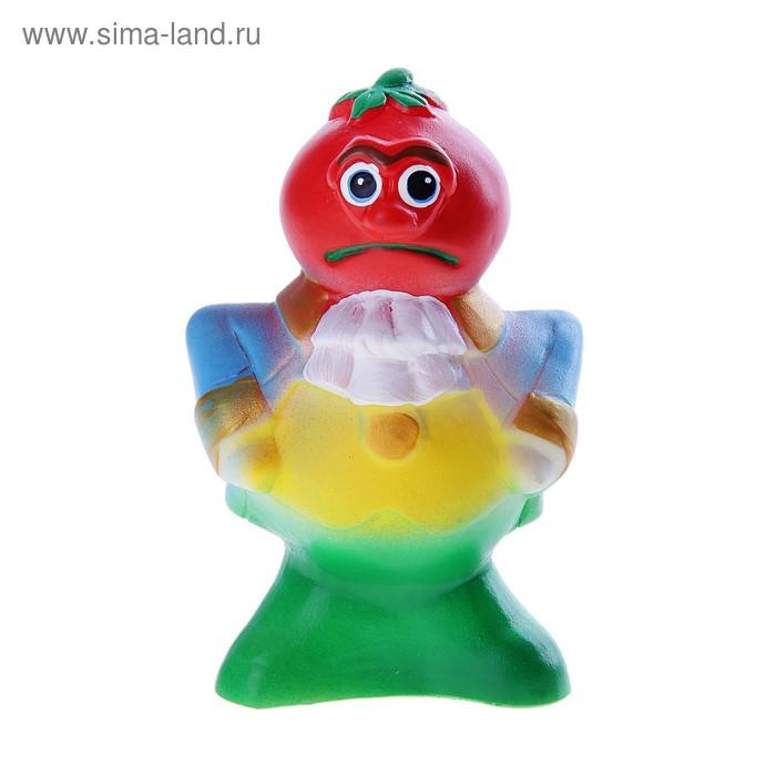 """Резиновая игрушка """"Синьор-помидор 2"""""""