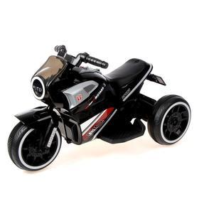 Детский электромобиль «Техно», цвет чёрный