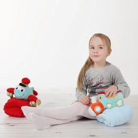"""Детские колготки со стразами """"Яблоко"""", M/4-7 л. 86-116 см, 88% полиамид, 12% эластан"""