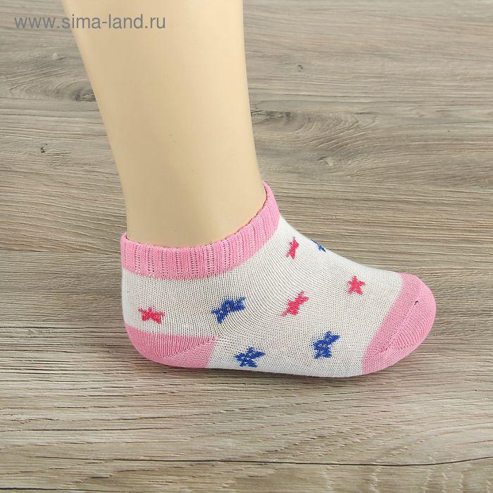 Носки детские Collorista Звездочка, L/2-3 г., цвет микс
