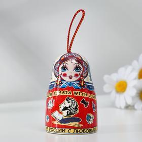 Bell Matryoshka big, from Russia # 1
