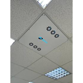 Бактерицидный рециркулятор для потолка Армстронг 4*15, 120 м3/час