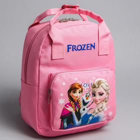 Backpack bag XC, 20 * 9 * 28, zip, n / pocket, pink