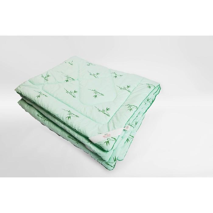 Одеяло Миродель теплое, бамбуковое волокно, 145*205 ± 5 см, микрофибра, 250 г/м2 - фото 106524137