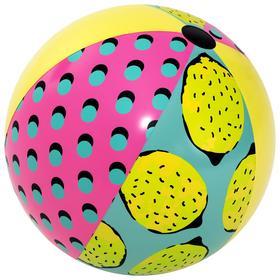 Мяч надувной пляжный «Ретро», 122 см, 31083 Bestway