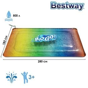 Игровая площадка надувная Color Splash, 280 x 185 см, 52427 Bestway