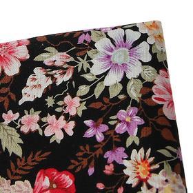 Ткань в мелкий цветочек, ширина 150 см