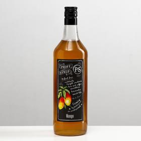 Сироп ProffSyrup со вкусом манго, 1 л