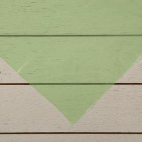 Плёнка полиэтиленовая, толщина 100 мкм, 3 × 10 м, рукав (1,5 м × 2), зелёная, 1 сорт, ГОСТ 10354-82, «Тепличная»