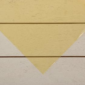 Плёнка полиэтиленовая, толщина 150 мкм, 3 × 5 м, рукав (1,5 м × 2), жёлтая, 1 сорт, ГОСТ 10354-82, «Тепличная»