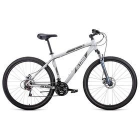 """Велосипед 29"""" Altair AL D, 2021, цвет серый, размер 17"""""""