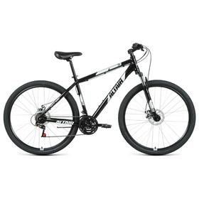 """Велосипед 29"""" Altair AL D, 2021, цвет серый/черный, размер 19"""""""
