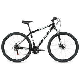 """Велосипед 29"""" Altair AL D, 2021, цвет черный/серебристый, размер 17"""""""