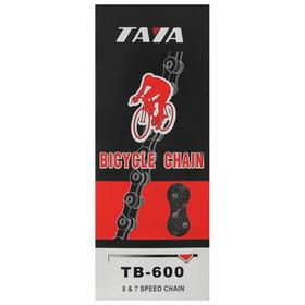 7-8 speed chain, Taya TB-600, 116 links