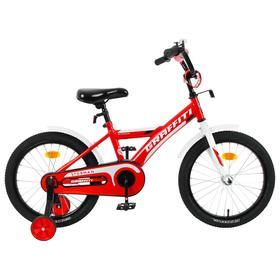 """Велосипед 18"""" Graffiti Storman, цвет красный/белый"""