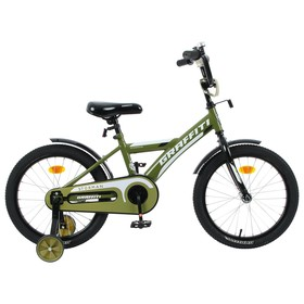 "Велосипед 18"" Graffiti Storman, цвет хаки"