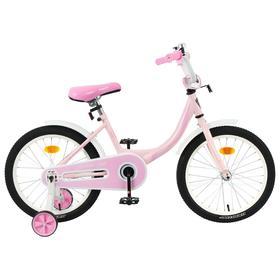 "Велосипед 18"" Graffiti Fashion Girl, цвет розовый"
