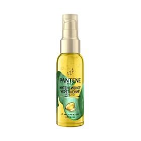 PANTENE Масло для волос Интенсивное укрепление Argan 100мл